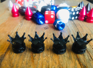 Black Crown  KUSTOM KAPZ 4 PACK