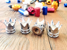 CHROME CROWN KUSTOM KAPZ 4 PACK