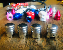 CHROME PISTON KUSTOM KAPZ 4 PACK