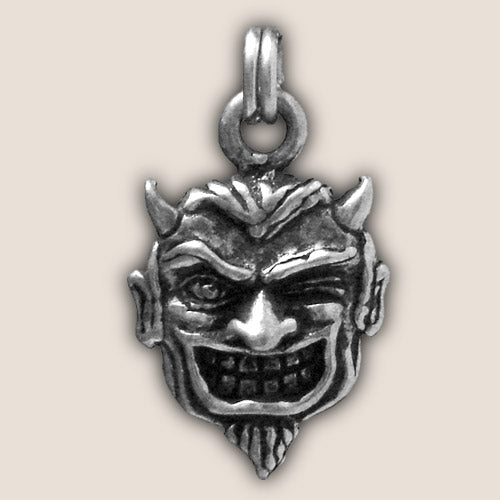 DEVIL WINK ZIPPER PULL