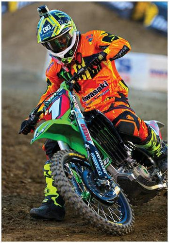 GIANT RYAN VILLOPOTO SUPERCROSS POSTER