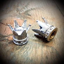 CHROME CROWN KUSTOM KAPZ 2 PACK