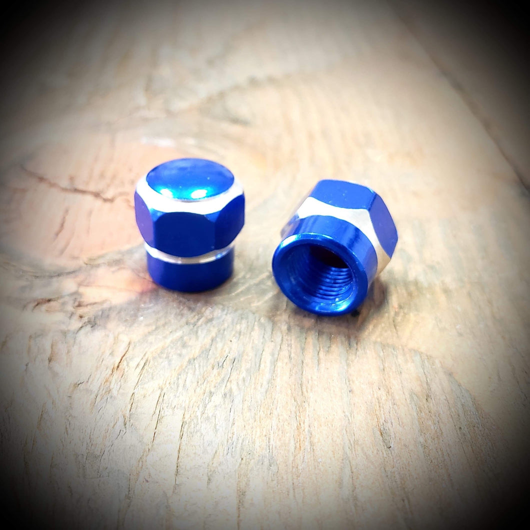 BLUE BILLET HEX KUSTOM KAPZ 2 PACK