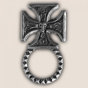 IRON CROSS SUNGLASS HOLDER PIN