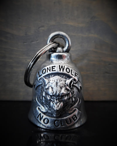 LONE WOLF DELUXE RIDE BELL