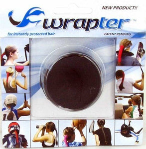 The Wrapter Hair Sock- Blue