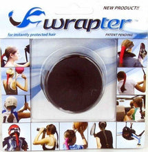 The Wrapter Hair Sock- Orange