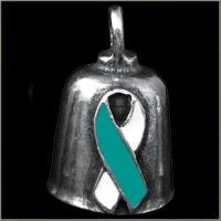 Cervical Cancer Awareness - Gremlin Bell