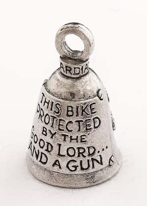 Guardian Bell - This Bike Protected By