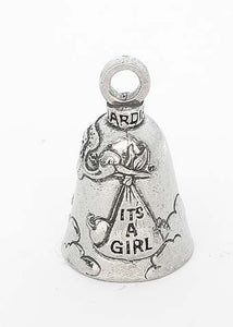 Guardian Bell - It's a Girl/Stork