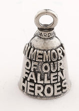 Guardian Bell - In Memory Of Our Fallen Heroes