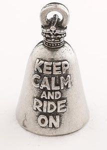 Guardian Bell - Keep Calm and Ride On