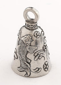 Guardian Bell - Koi Fish