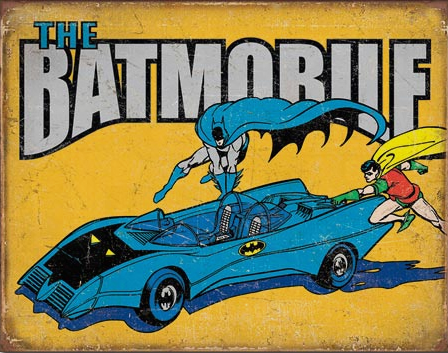 Batman - The Batmobile