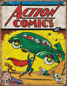 Action Comics No. 1 Cover