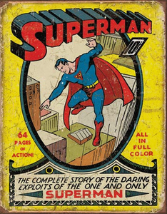 Superman No. 1 Cover