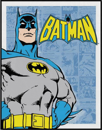 Batman - Retro Panels