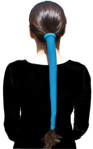 The Wrapter Hair Sock- Turquoise