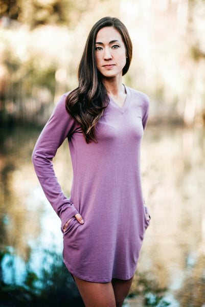 Breathe Long Sleeve - Bamboo Jersey