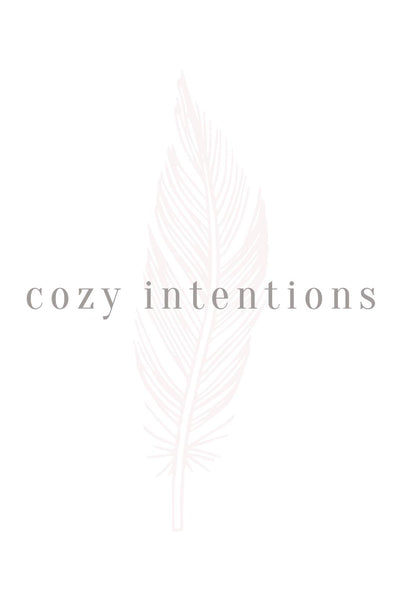 Purchase a gift card from Cozy Intentions