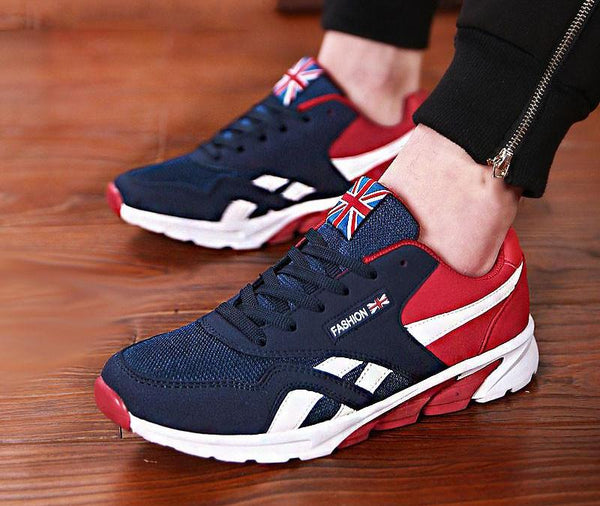 Breathable Men  Comfortable sports shoes