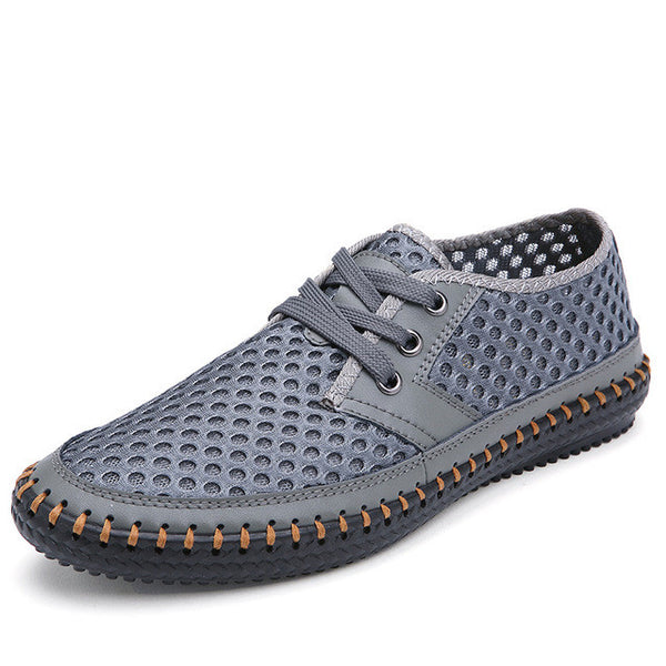 Fashion Breathable Mesh casual Shoes for Men