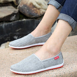 Men Casual Light Soft Slip-on Loafers Driving Shoes Handmade