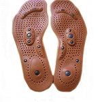 New Arrival! Health Care Foot Massage Insoles Men/ Women Shoe Comfort Pads