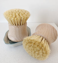 Wood Handle Scrub Brush