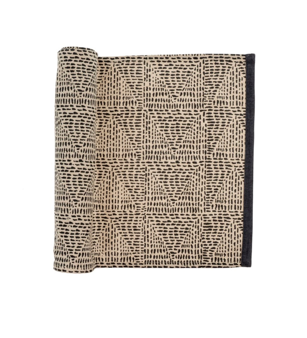 Maison Printed Table Runner-2 colors
