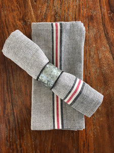 S/4 Chambray Cloth Napkins