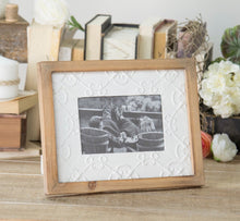 Wood Frame with Pressed Tin-2 sizes