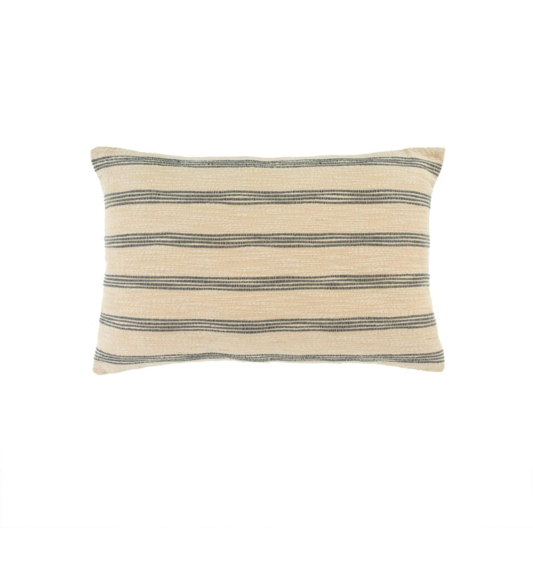 16x24 Four Stripe Pillow