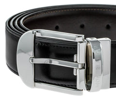 Montblanc 101909  Casual Line Men's Leather Reversible Belt