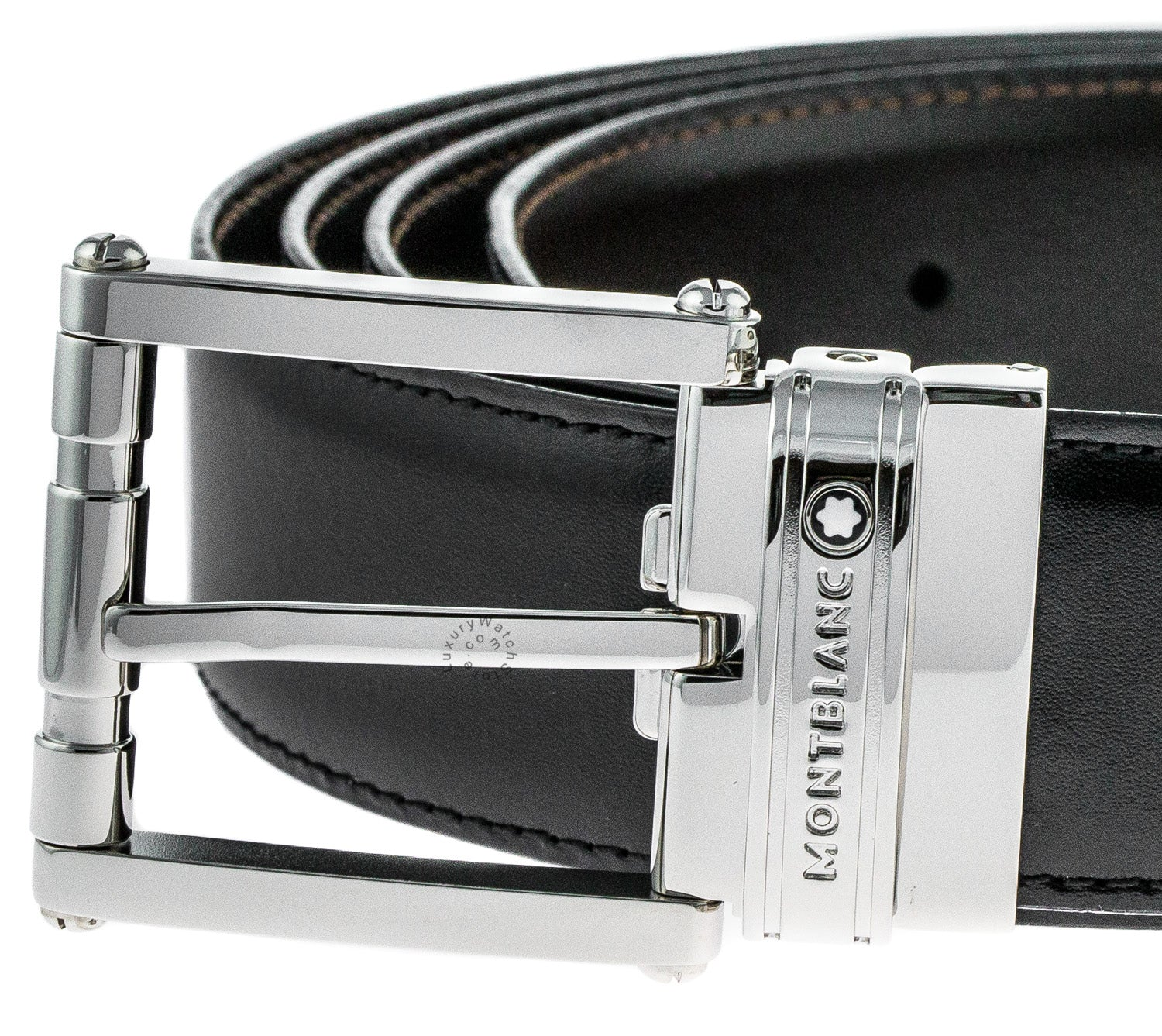Montblanc 105092 Meisterstuck Casual Line Men Reversible Leather Belt