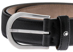 Montblanc 109759 Contemporary Line Men's Saffiano Horse Belt