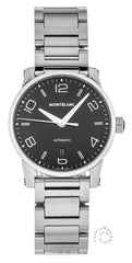 Montblanc TimeWalker Date 3MM Black Dial Automatic Unisex Watch 110339