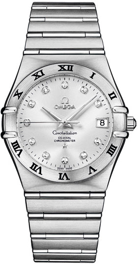Omega Constellation DIA Men Watch 111.10.36.20.52.001 / 11110362052001