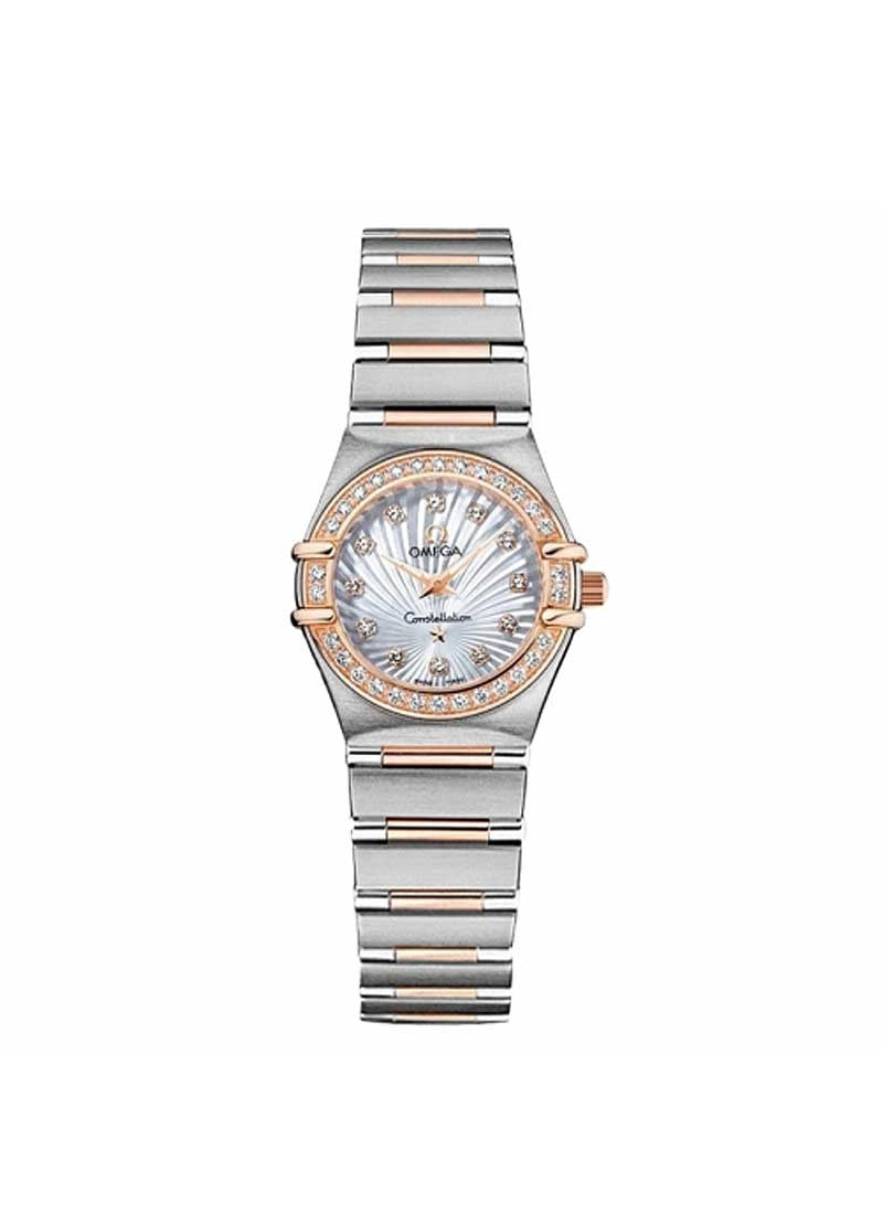Omega Constellation95 Women Watch 111.25.23.60.55.003 / 11125236055003