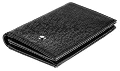 Montblanc Meisterstück Soft Grain BLK Men Business Card Holder 113310