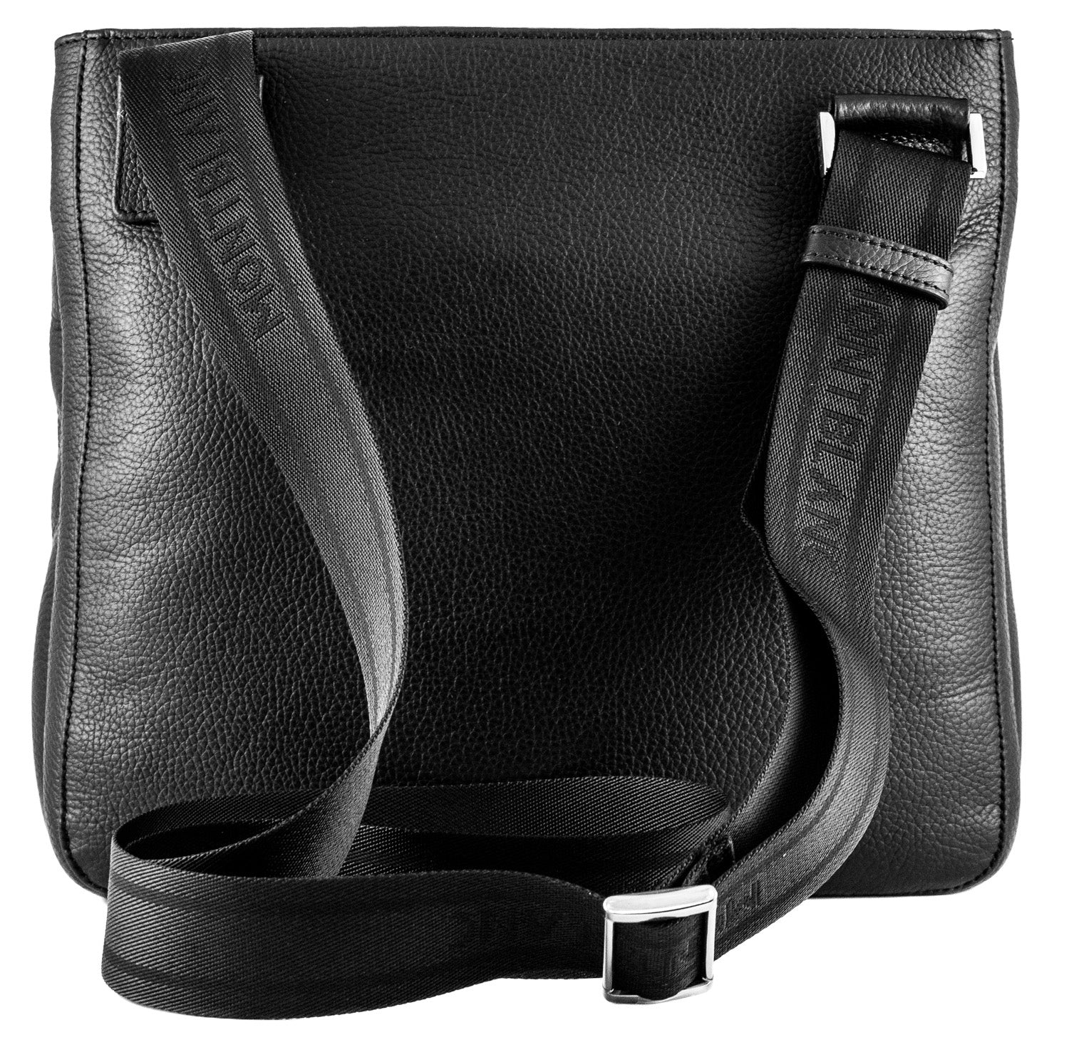 Montblanc 113790 Meisterstück Black Soft Grain Adj. Strap Envelope Bag