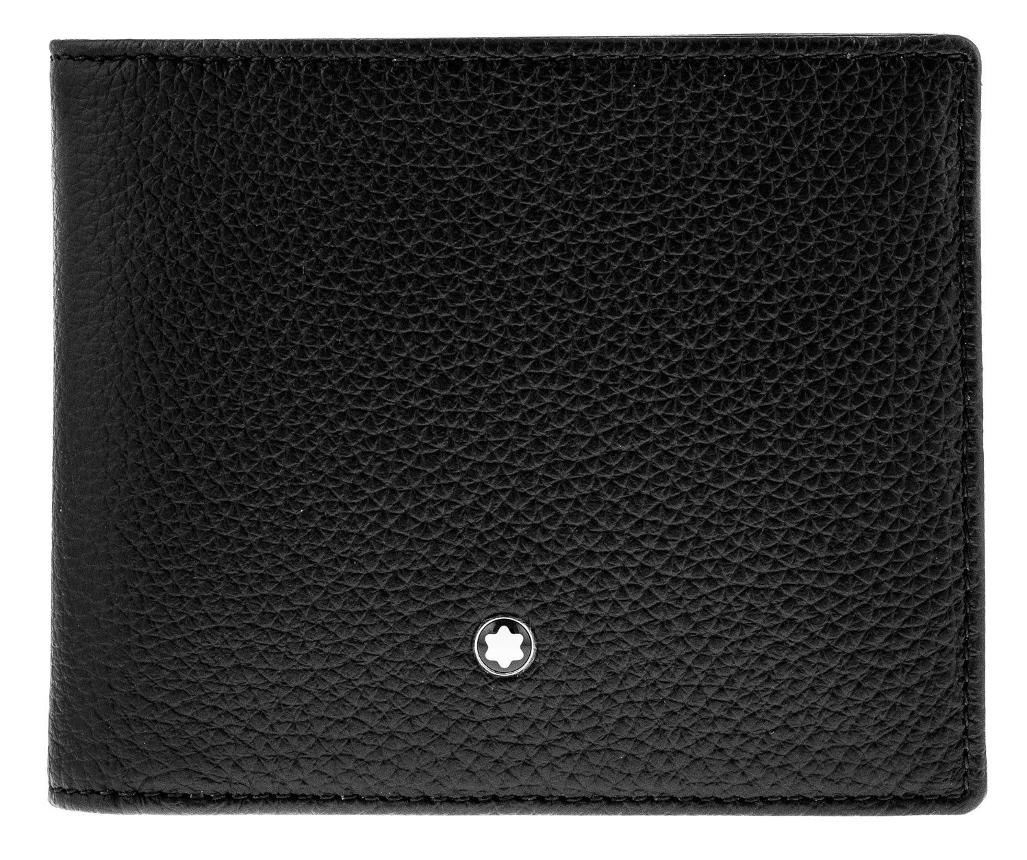 Montblanc Meisterstück Soft Grain 6cc Brown Leather Men Wallet 114460