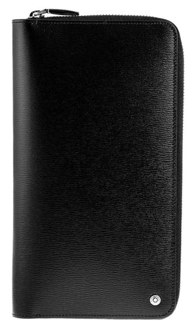 Montblanc Westside Black Leather Wallet 114695