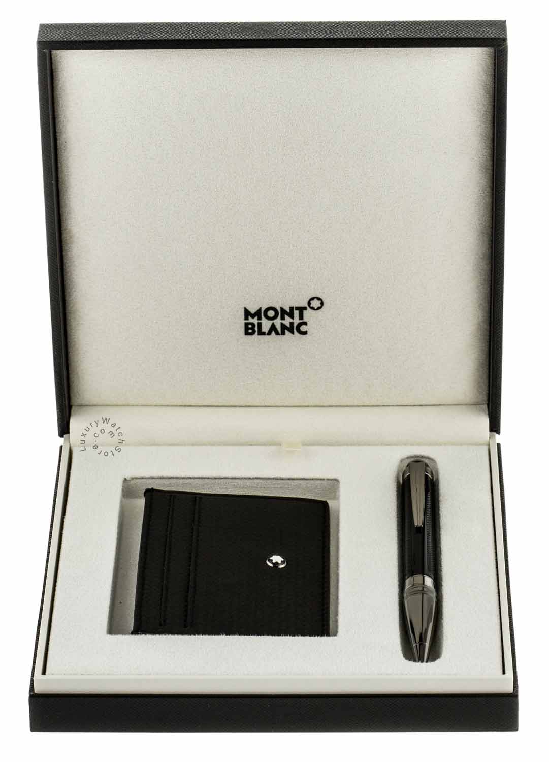 Montblanc Extreme Set StarWalker Ballpoint Pen & Pocket Holder 116040
