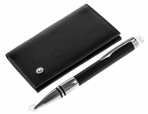 Montblanc StarWalker Spirit of Racing Doué Pen | Cardholder Set 117087
