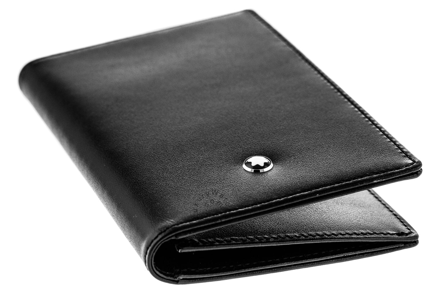 Montblanc 14108 Meisterstück Business Card Holder Leather Wallet