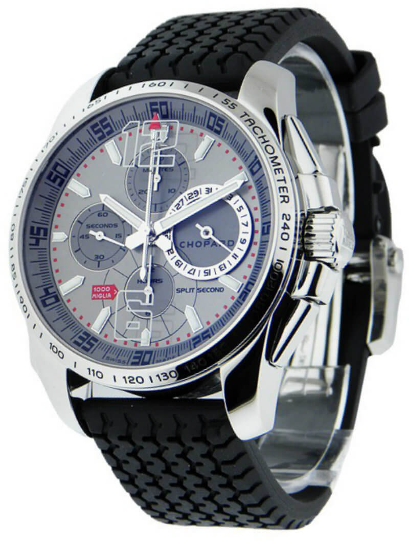 Chopard Mille Miglia GT Turismo XL Chrono Rubber Watch 16.8513-3001