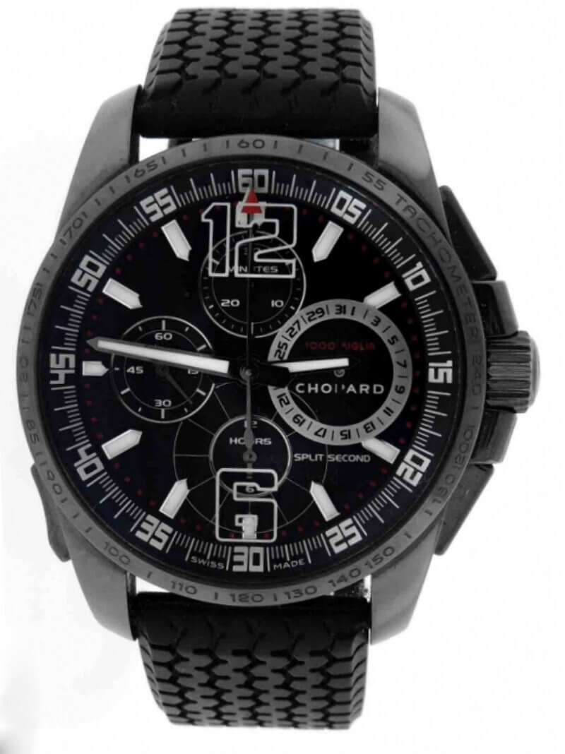Chopard Mille Miglia GT Turismo XL Chrono Rubber Watch 16.8513-3002