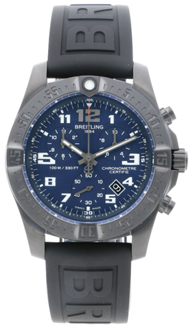 Breitling Chronospace Evo Night Vision TI Men Watch V7333010/C939/157S