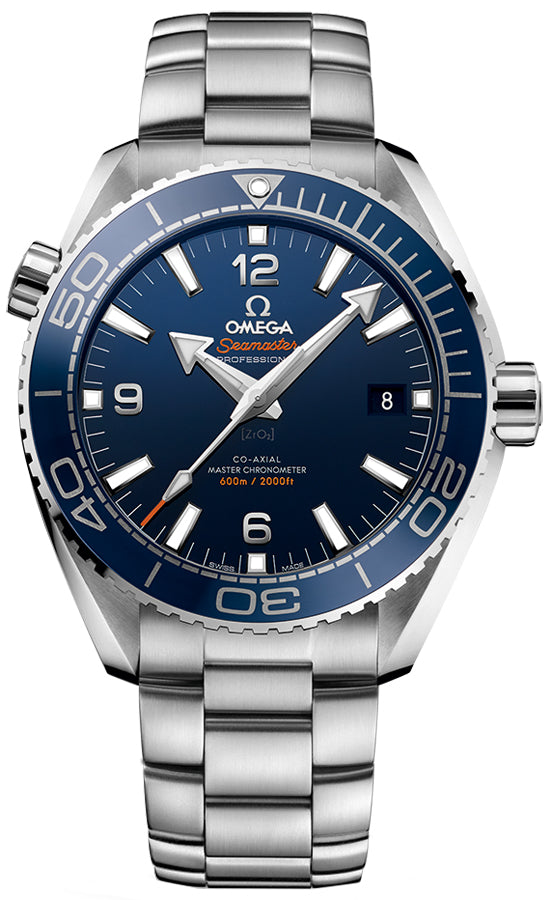 Omega Seamaster Planet Ocean 600M 43.5MM Men Watch 215.30.44.21.03.001